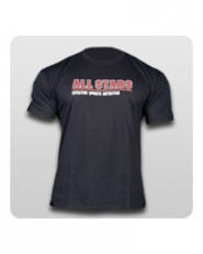 All-Stars Workout T-Shirt - TRAIN HARD FEEL GOOD